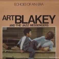 Discos de vinilo: LP-ART BLAKEY JAZZ MESSENGERS MARFER 18 SPAIN 1979 DOBLE JAZZ. Lote 55194336