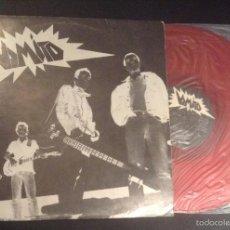 Discos de vinilo: DISCO LP VINILO VOMITO DISCOS SUICIDAS PUNK ROCK. Lote 55196754