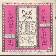 Discos de vinilo: DEE MOE : ONE STEP AT A TIME [UK 1990]. Lote 55224043