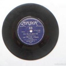 Discos de vinil: ROLLING STONES - SINGLE ARGENTINO - 1968 - ELLA ES UN ARCO IRIS - A 2000 AÑOS LUZ DEL HOGAR - LONDON. Lote 55228793