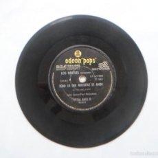 Discos de vinil: SINGLE ARGENTINO DE LOS BEATLES - TODO LO QUE NECESITAS ES AMOR ... - ODEON POPS - RARO. Lote 55229333