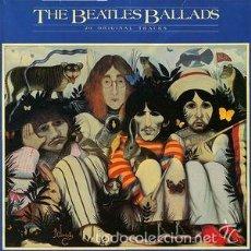 Discos de vinilo: THE BEATLES ?– THE BEATLES BALLADS (20 ORIGINAL TRACKS) . Lote 55238981