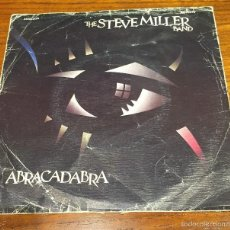 Discos de vinilo: THE STEVE MILLER BAND - ABRACADABRA. Lote 55256870