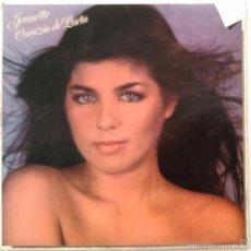 Discos de vinilo: JEANETTE, CORAZÓN DE POETA - LP VINILO ESPAÑA. Lote 173729195