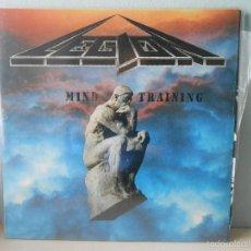 Discos de vinilo: LEGION - MIND TRAINING - 2 LPS. Lote 55305217