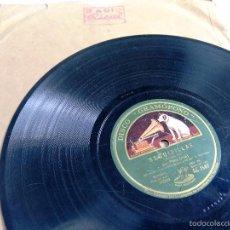 Discos de vinilo: DISCO PIZARRA FLAMENCO. SEGUIDILLAS Y TARANTAS POR PENA HIJO. Lote 55306071