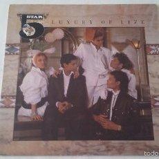 Discos de vinilo: 5 STAR - LUXURY OF LIFE - LP - 1985. Lote 55313573