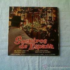 Discos de vinilo: SUSPIROS DE ESPAÑA, ORQUESTA MARAVILLA DIRIGIDA POR LUIS FERRER. Lote 55332550