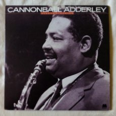 Discos de vinilo: CANNONBALL ADDERLEY, ALABAMA/AFRICA (MILESTONE) 2 X LP USA - ART FARMER WYNTON KELLY NAT. Lote 55334144