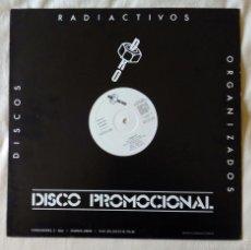 Discos de vinilo: GABOTTI, SOY UN LIGON (DRO 1984) MAXI SINGLE - PROMOCIONAL. Lote 55336898
