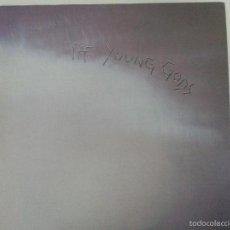 Discos de vinilo: THE YOUNG GODS FACE A FACE L' AMOURIR. Lote 55337380
