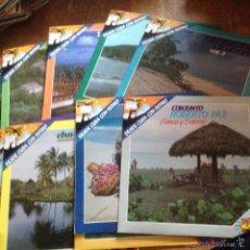 Discos de vinilo: LOTE 15 LP DESDE CUBA CON RITMO (LPR3-10). Lote 55338011