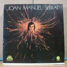 Discos de vinilo: JOAN MANUEL SERRAT - IDEM - EMI-CAPITOL SLEM 274 - 1971 - EDICION MEXICANA. Lote 55342779