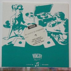 Discos de vinilo: VARIOS- THE WORLD OF THE ZOMBIES (10 PULGADAS, VINILO. MUNSTER RECORDS. 1994). Lote 55350861