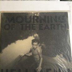 Discos de vinilo: HELLMENN-MOURNING OF THE EARTH-NUEVO-1991-EDICION AUSTRALIANA. Lote 55351117
