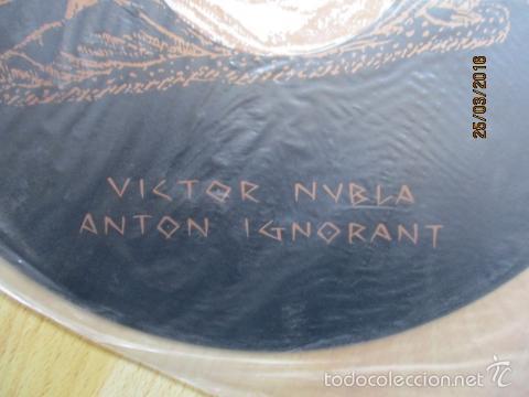 Discos de vinilo: Victor Nubla / Anton Ignorant - Delirio de dioses - Foto 2 - 55353794
