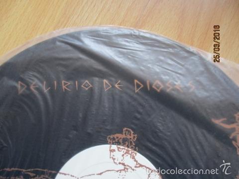 Discos de vinilo: Victor Nubla / Anton Ignorant - Delirio de dioses - Foto 3 - 55353794