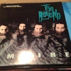 Discos de vinilo: THE BEYOND - EMPIRE - MAXI UK HARVEST 1991 - ALTERNATIVE ROCK + POSTER - EDICION LIMITADA. Lote 55355014