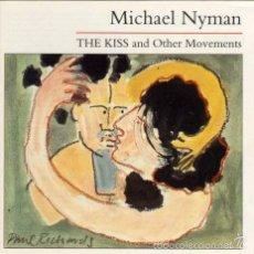 Discos de vinilo: MICHAEL NYMAN: THE KISS AND OTHER MOVEMENTS (LP VINILO). EDICIÓN U.K. (1985). Lote 55356360
