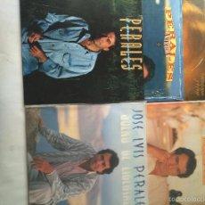 Discos de vinilo: 5 VINILOS JOSE LUIS PERALES. Lote 55357169