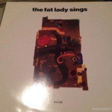 Discos de vinilo: FAT LADY SINGS - TWIST - MAXI UK EAST WEST 1991 - INDIE POP. Lote 55360024