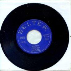 Discos de vinilo: PAQUITO JEREZ / TOMALO TODO / ENFERMERA BUENA / NO LO CAMBIARIA + 1 (EP 1963). Lote 55361636