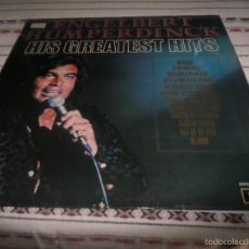 Discos de vinilo: ENGELBERT HUMPERDINCK, HIS GREATEST HITS. Lote 55363482