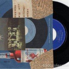 Discos de vinilo: DISCO FUNDADOR - LOS RELAMPAGOS - RELAMPAGOS+ASTER NOVA+DIAMONDS+ESTEPAS - EP1966. Lote 55365787