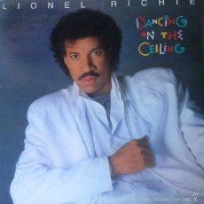 Discos de vinilo: LIONEL RICHIE - DANCING ON THE CEILING . LP . 1986 MOTOWN. Lote 55366318