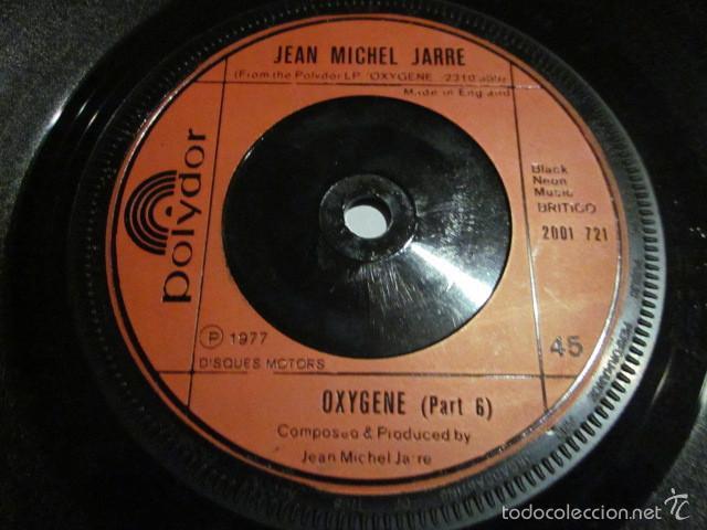 Discos de vinilo: JEAN MICHEL JARRE - OXIGENE PART 4 Y 6 - SN - EDICION INGLESA DEL AÑO 1977. - Foto 4 - 55368278
