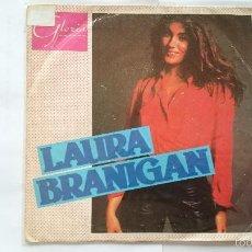 Discos de vinilo: LAURA BRANIGAN - GLORIA / LIVING A LIE (PROMO 1982). Lote 55369905