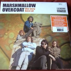 Discos de vinilo: THE MARSHMALLOW OVERCOAT - THE VERY BEST OF - 2LP. Lote 55370149