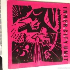 Discos de vinilo: VINILO INNER CITY UNIT-PUNKADELIC-1988. Lote 55375476