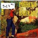 Discos de vinilo: PORRINA DE BADAJOZ / INDOMABLE / JALEO EXTREMEÑO + 2 (EP 1969). Lote 55375784