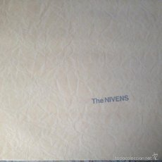 Discos de vinilo: THE NIVENS - RECYCLE . MAXI SINGLE . 1990 FRANCE . Lote 55378797
