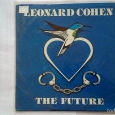 Discos de vinilo: LEONARD COHEN - THE FUTURE (PROMO 1992). Lote 195449622