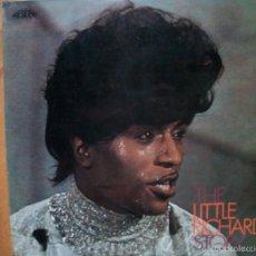Discos de vinilo: LITTLE RICHARD - STORY - LP DOBLE CON PORTADA DOBLE. Lote 55389522