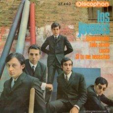 Discos de vinilo: JOVENES, EP, COMPRENSION + 3, AÑO 1965. Lote 55391977