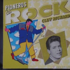 Discos de vinilo: CLIFF RICHARD PIONEROS DEL ROCK EMI 1985. Lote 55400278