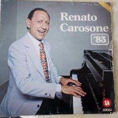 Discos de vinilo: RENATO CAROSONE-CAROSONE 83. Lote 55402997