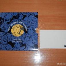 Discos de vinilo: EP DISCO VINILO YO QUIERO UN TEBEO RICARDO SOLFA PASCAL COMELADE. Lote 55421061