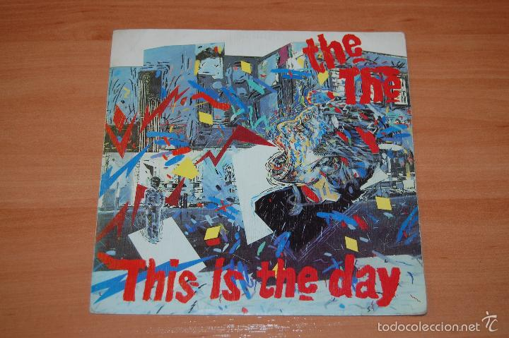 EP DISCO VINILO THE THE THIS IS THE DAY +1 (Música - Discos de Vinilo - EPs - Grupos Españoles de los 90 a la actualidad)