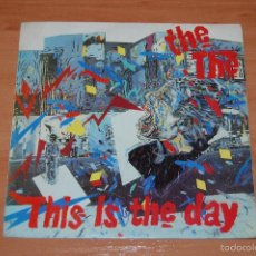 Discos de vinilo: EP DISCO VINILO THE THE THIS IS THE DAY +1. Lote 55422701