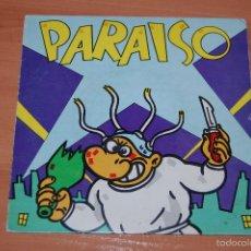 Discos de vinilo: EP DISCO VINILO PARAISO MAKOKI +3. Lote 55423253