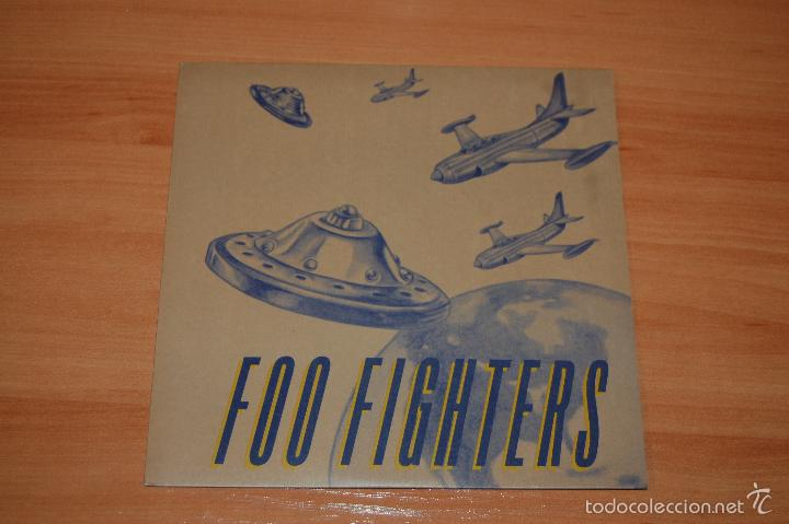 Discos de vinilo: EP DISCO VINILO FOO FIGHTERS THIS IS A CALL +1 - Foto 1 - 55423527