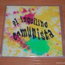 Disques de vinyle: EP DISCO VINILO EL INQUILINO COMUNISTA DOMESTIC LIES +2. Lote 55423812