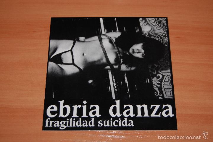 EP DISCO VINILO EBRIA DANZA FRAGILIDAD SUICIDA PEZ PANTERA +3 (Música - Discos de Vinilo - EPs - Grupos Españoles de los 90 a la actualidad)