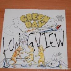 Discos de vinilo: EP DISCO VINILO GREEN DAY LONGVIEW + 1. Lote 55427179