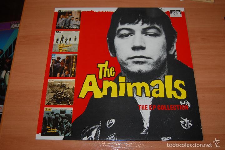 LP DISCO VINILO THE ANIMALS THE EP COLLECTION (Música - Discos - LP Vinilo - Grupos Españoles de los 70 y 80)