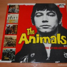 Discos de vinilo: LP DISCO VINILO THE ANIMALS THE EP COLLECTION. Lote 55436750